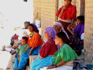Huichol_Woman_artisans