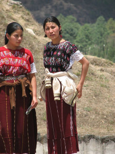 Highland_Maya_Women
